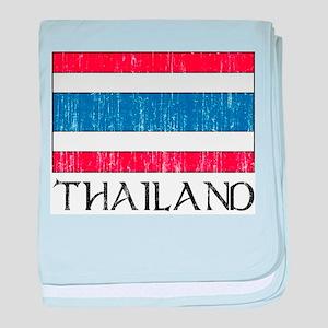 Thailand Flag Infant Blanket