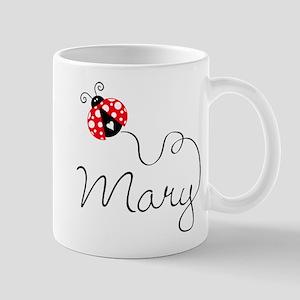 Ladybug Mary Mug