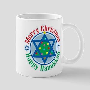 Christmas-Hanukkah Mug