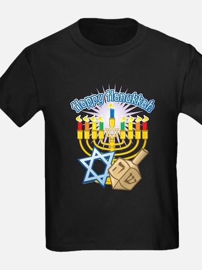 Happy Hanukkah T