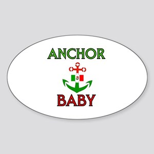 MORE NEW CITIZENS Sticker (Oval)