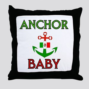 MORE NEW CITIZENS Throw Pillow