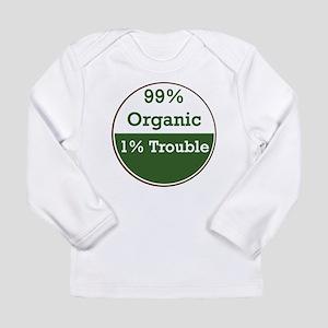Organic Long Sleeve Infant T-Shirt