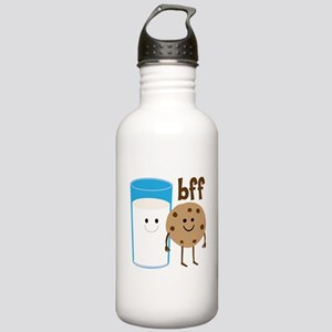 Milk & Cookies BFF Stainless Water Bottle 1.0L