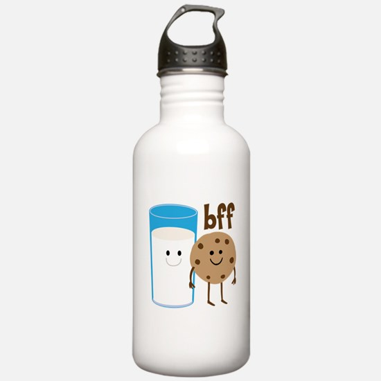 Milk & Cookies BFF Water Bottle