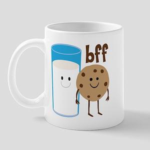 Milk & Cookies BFF Mug