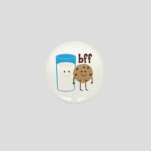 Milk & Cookies BFF Mini Button