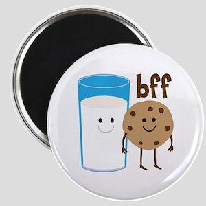 Milk & Cookies BFF Magnet