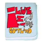 GoatLand Infant Blanket