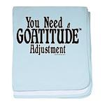 Goatitude Adjustment Infant Blanket