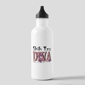 Shih Tzu DIVA Stainless Water Bottle 1.0L
