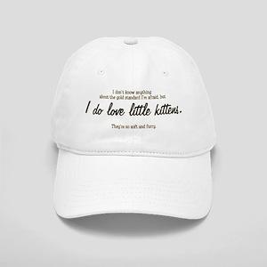 """""""I love kittens"""" Cap"""