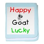 Happy Goat Lucky Infant Blanket