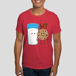 Milk & Cookies BFF Dark T-Shirt
