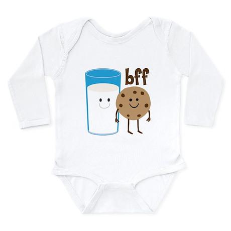 Long Sleeve Infant Bodysuits