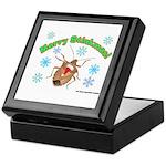 Stink Bug Keepsake Box
