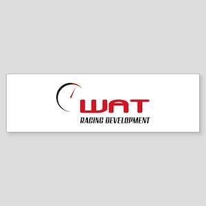 WAT Racing - Sticker (Bumper)