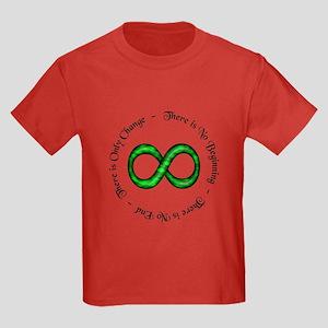 Infinite Change Kids Dark T-Shirt