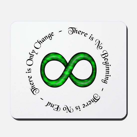 Infinite Change Mousepad