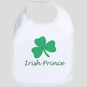 Irish Prince Baby Bib