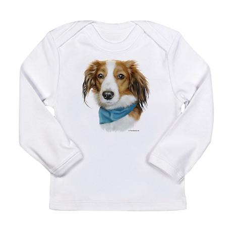 Kooikerhondje Long Sleeve Infant T-Shirt