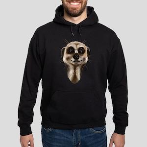 Meerkat Faces Hoodie (dark)