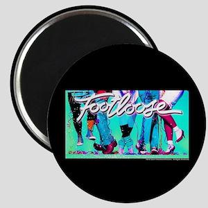 Footloose Dancing Feet 2 Magnet