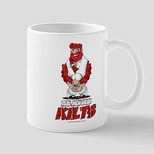 Real Men Wear Kilts 2 Mug