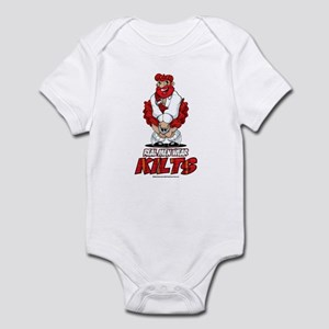 Real Men Wear Kilts 2 Infant Bodysuit