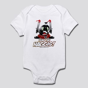 Fear The Haggis! Infant Bodysuit