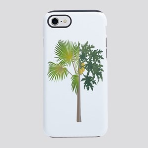 TROPICAL BLISS iPhone 7 Tough Case