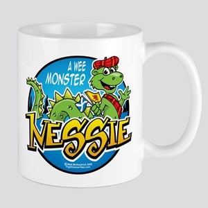 Nessie A Wee Monster Mug