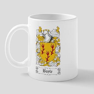 Boyle Mug