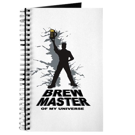 BREW MASTER Journal