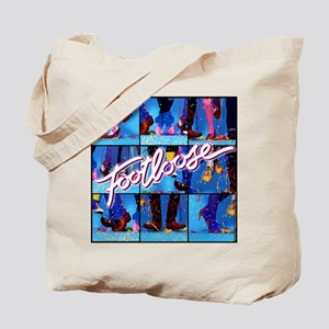 Footloose Dancing X3 Tote Bag