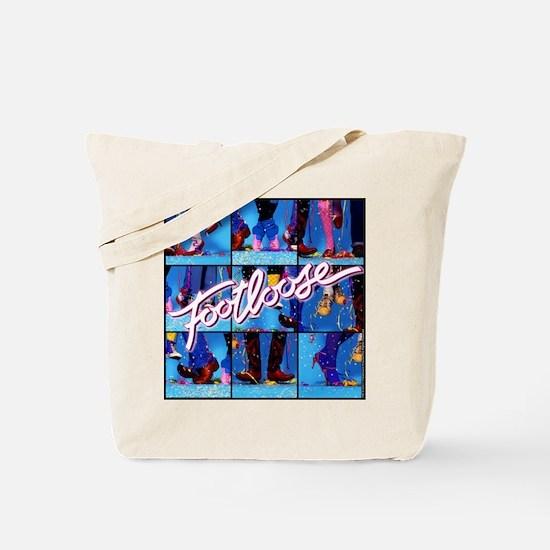 Footloose Dancing X3 Tote Bag