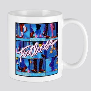 Footloose Dancing X3 11 oz Ceramic Mug