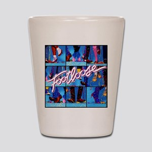 Footloose Dancing X3 Shot Glass