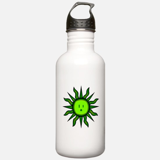 Green Energy Sun Water Bottle