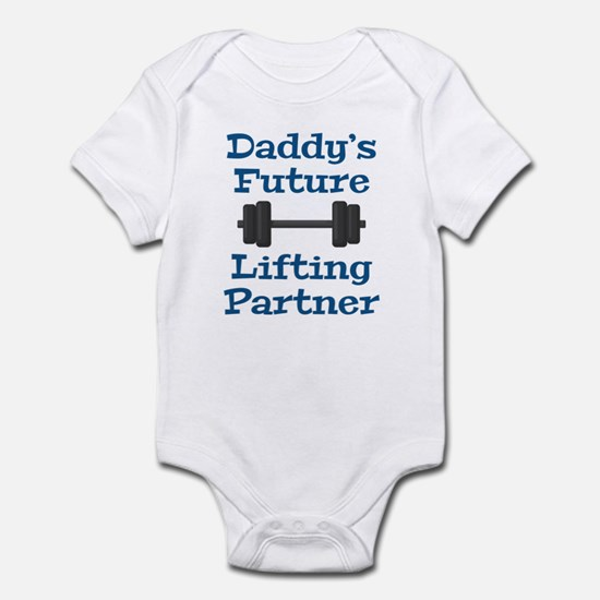 Daddy's Future Lifting Partner Body Suit