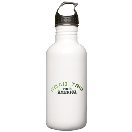 Road Trip Stainless Water Bottle 1.0L
