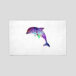 dolphin Area Rug