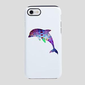 dolphin iPhone 7 Tough Case