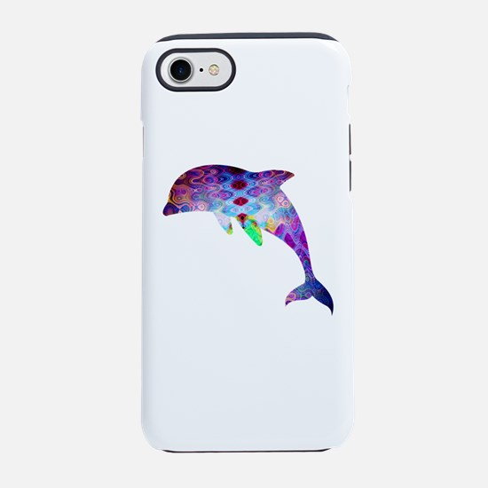 dolphin.png iPhone 7 Tough Case