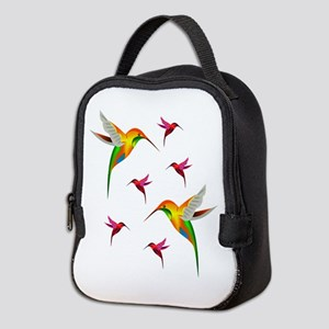 BEAUTIFUL SIGHTS Neoprene Lunch Bag