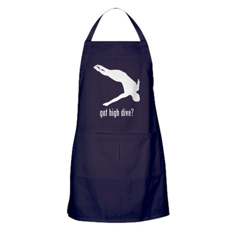 High Dive 2 Apron (dark)