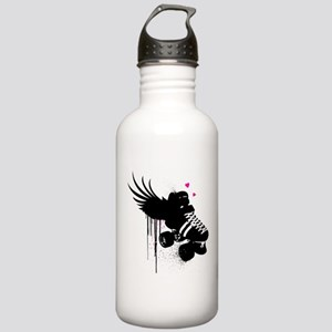 Love to Skate Stainless Water Bottle 1.0L