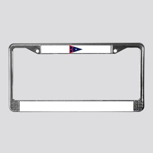 BYC License Plate Frame