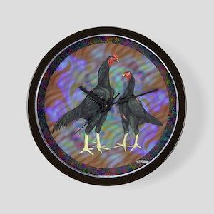 Shamo Circle Wall Clock