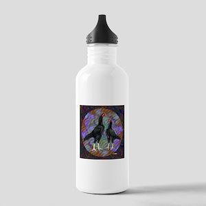Shamo Circle Stainless Water Bottle 1.0L